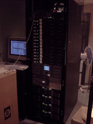 Mainframe-computer