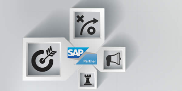 What's the magic word? Well, it's actually two: SAP and Gartner