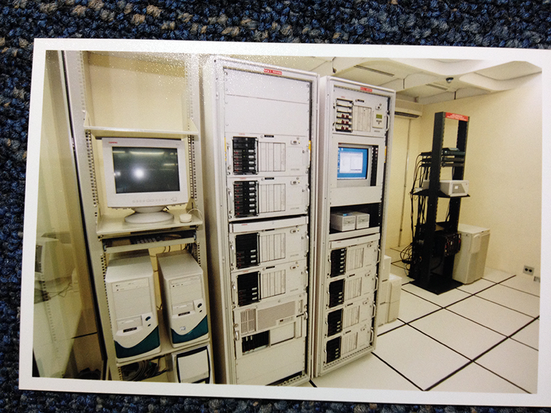 Early SAP Supprort as a Service Computers