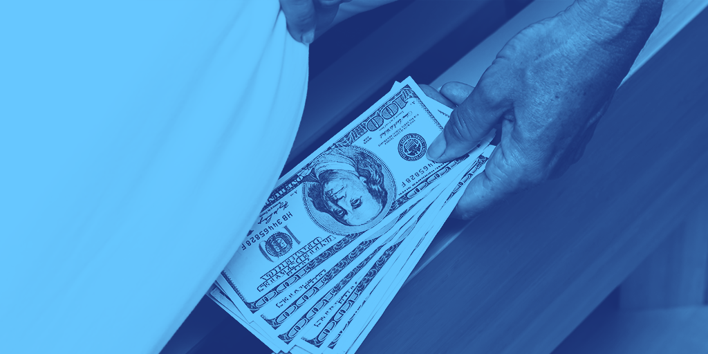 An IoT Strategy to Find Hidden Money