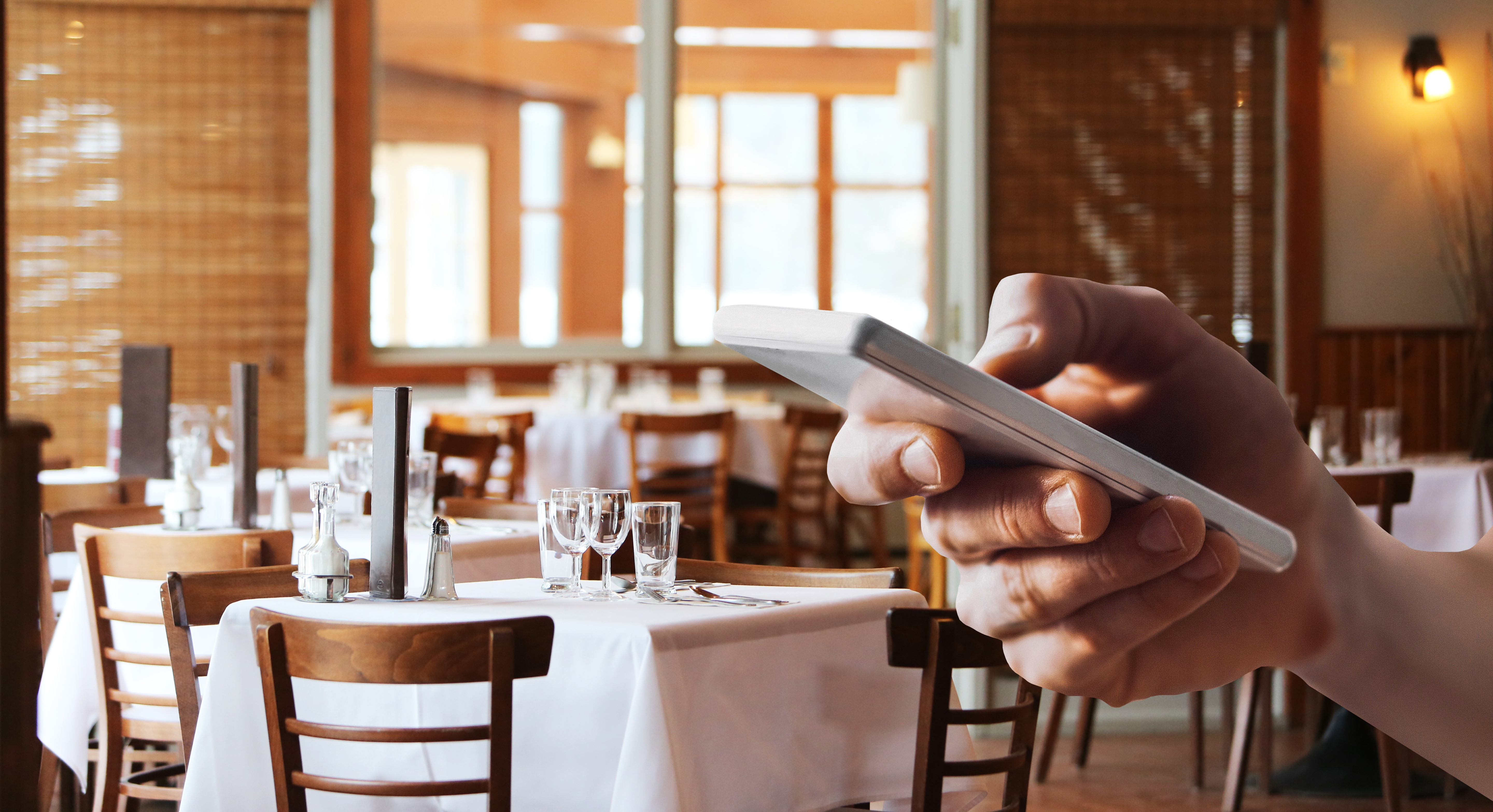 IoT in Restaurants – Low-Hanging Fruit for the Picking