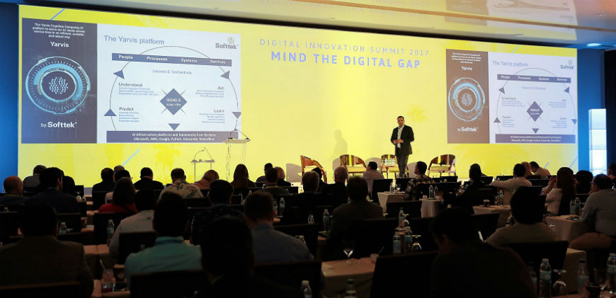 Softtek's Digital Innovation Summit