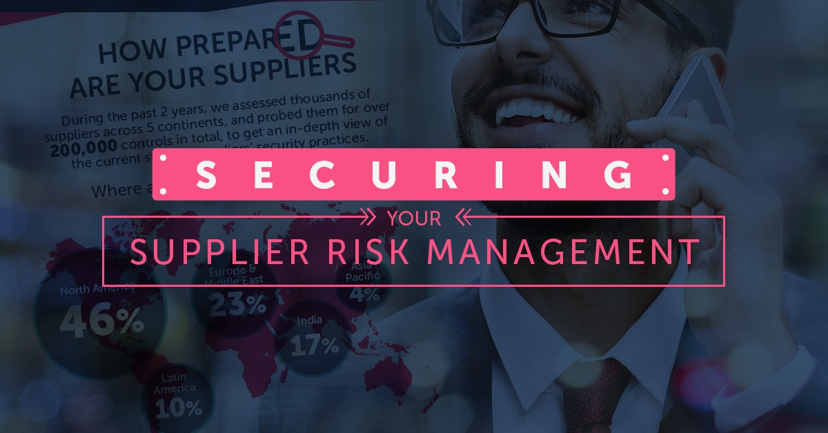 How Risky Are Your Suppliers? A Look at Digital 3rd-Party Risk in 2016